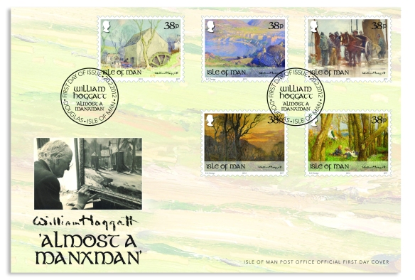 Hoggatt First Day Cover