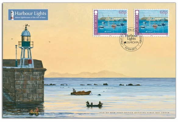 Harbour Lights – Minor Lighthouses of the Isle of Man: A Guiding Light