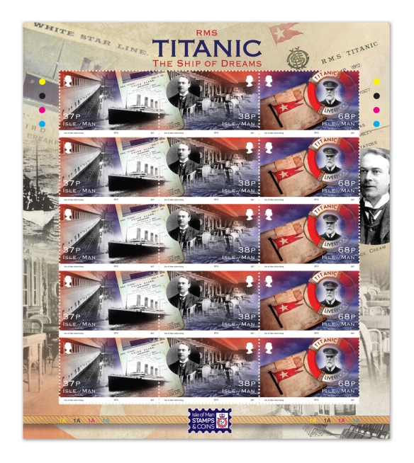 Titanic - Ship Of Dreams - A Reflection...