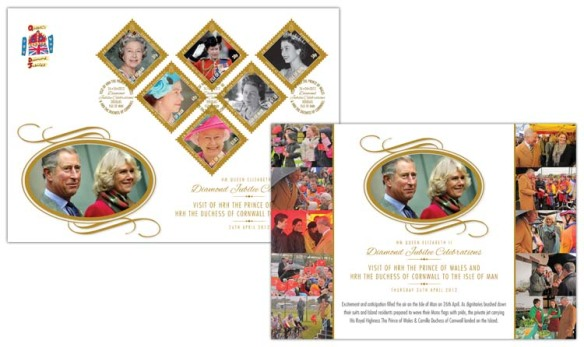 A Royal Visit And A Special Cover