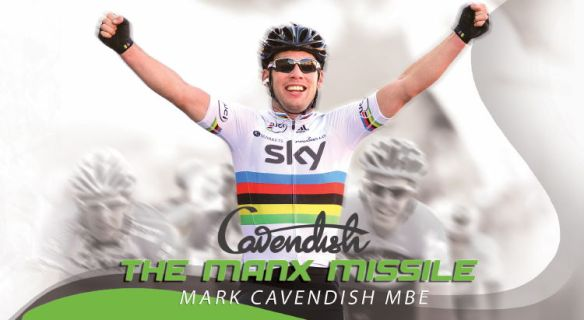 Mark Cavendish - The Manx Missile