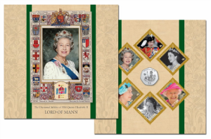 Diamond Jubilee Stamp & Coin Pack
