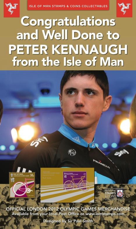 IOMPO Olympics Peter Kennaugh
