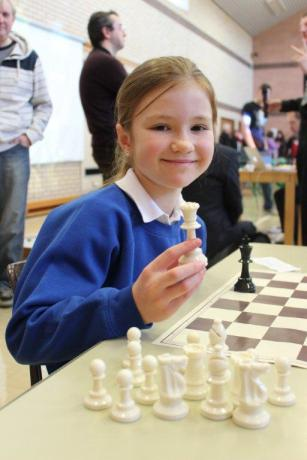 Isle Of Man Schools Chess Congress
