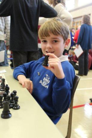 IOM Primary School Chess  Congress