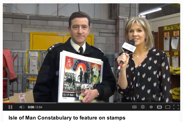 Isle of Man Constabulary to feature on stamps