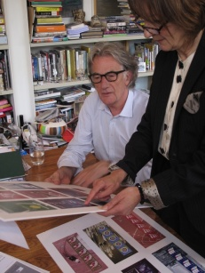 Dot Tilbury & Sir Paul Smith