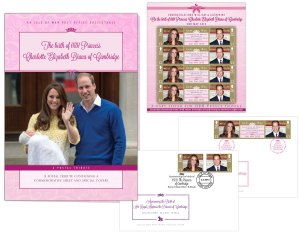 Royal Baby Princess Folder Collection